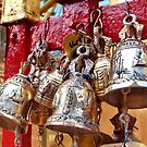 Temple Bells by John Spies