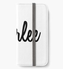 Hey Charlee buy this now iPhone Wallet/Case/Skin
