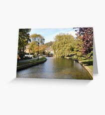 Boughton on the Water Greeting Card
