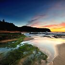 Turimetta Beach by Jason Hilsdon