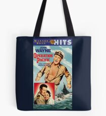 Operation Pacific Poster In English Tote Bag