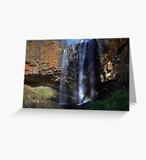 The Falls And More Greeting Card