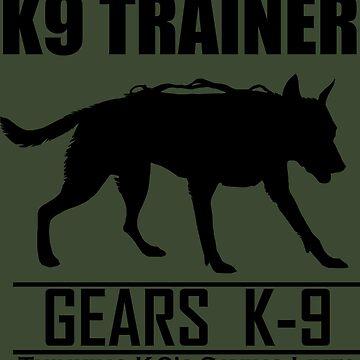 GEARS K9 by tiewolf