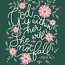 PSALM 46:5 by funkythings