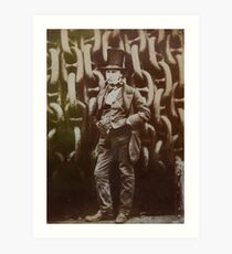 Isambard Kingdom Brunel Art Print