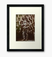 Isambard Kingdom Brunel Framed Print