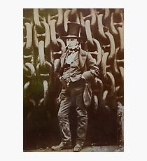 Isambard Kingdom Brunel Photographic Print