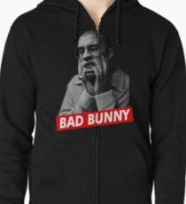 Bad Bad Bad Zipped Hoodie