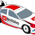 NoVolvoSecurity Side View V8 Race Manager 2018 by Beermogul