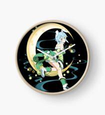 Bunny Asada Shino - Sword Art Online Clock