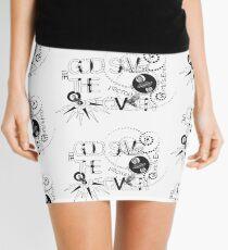 God Save The QVeen - Vivienne Icons  Mini Skirt