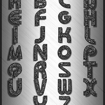 The Killer Alphabet  by bobblehead1337