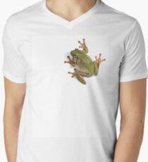Stuck On You Mens V-Neck T-Shirt