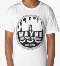 Man Cave Design Company Long T-Shirt