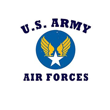 U.S. Army Air Forces WWII Vintage by joseluizleite