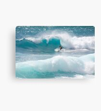 The Perfect Set Canvas Print