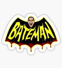 BateMAN! Sticker