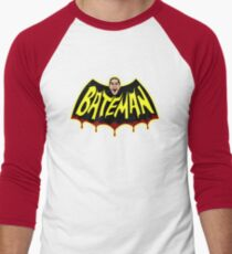 BateMAN! Men's Baseball ¾ T-Shirt