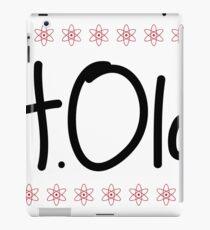 St Olaf College Science Sticker iPad Case/Skin