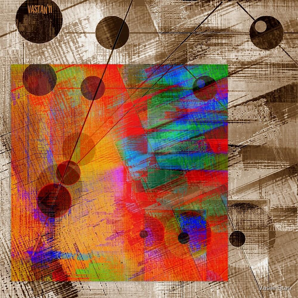 Geometrism series: Propensity by Vasile Stan