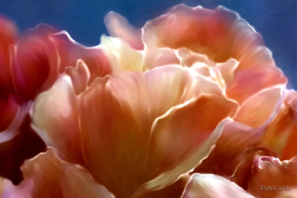Rose petals... by Patriciakb