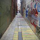 The Alley by Frank Yuwono