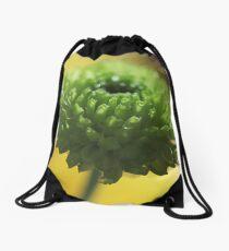 Little green Delight Drawstring Bag