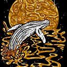 Melt the Moon by DrownedCalamari