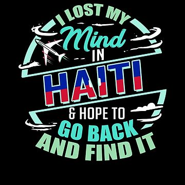 Haitian Flag | I Lost My Mind in Haiti by highparkoutlet