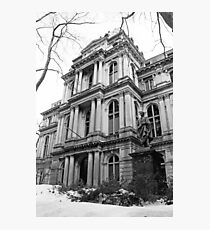 Boston's Old City Hall Photographic Print