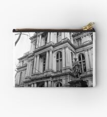 Boston's Old City Hall Studio Pouch