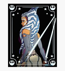 Ahsoka Photographic Print