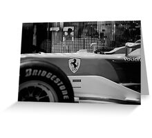 My Other Car is a Vovlo. Greeting Card