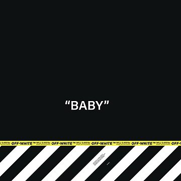 Off-White Baby Onesie One Piece Hypebeast Baby by sportify