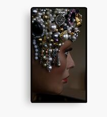 Eat your heart out Lady Gaga Canvas Print