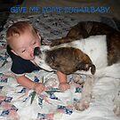 GIVE ME SOME SUGAR BABY! by John Davis