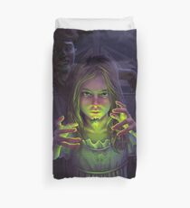 Shadow of a Lost Boy Duvet Cover