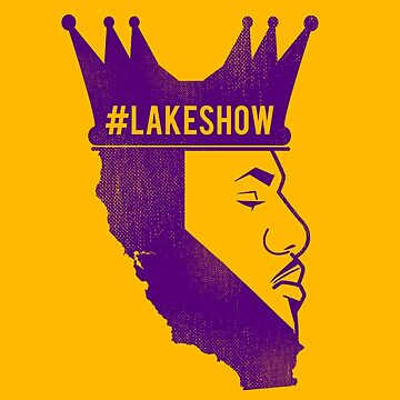 LakeShow King Cali by japdua