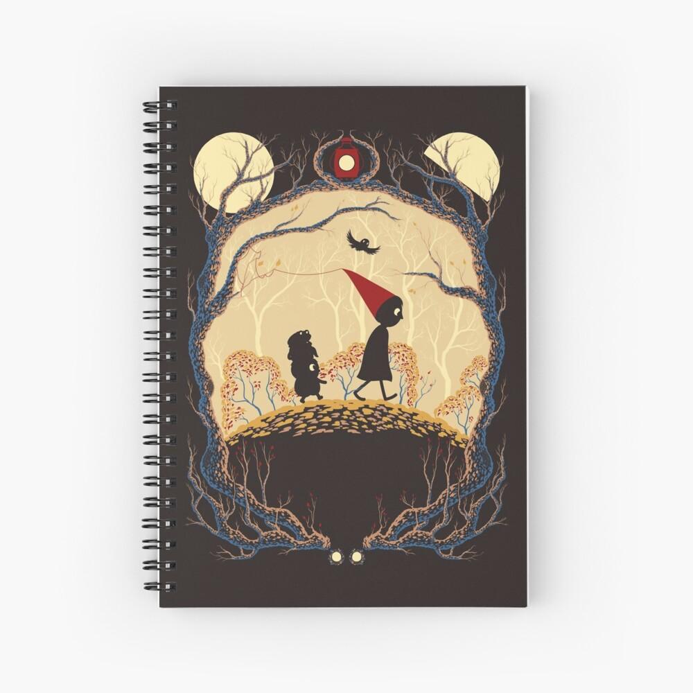 Viaje Cuaderno de espiral