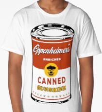Canned Sunshine Long T-Shirt