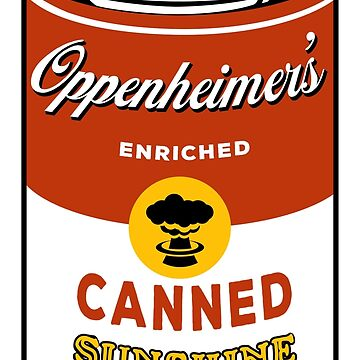 Canned Sunshine by JcDent