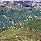 Bullion Plateau in Kluane Park, Yukon by Istvan Hernadi