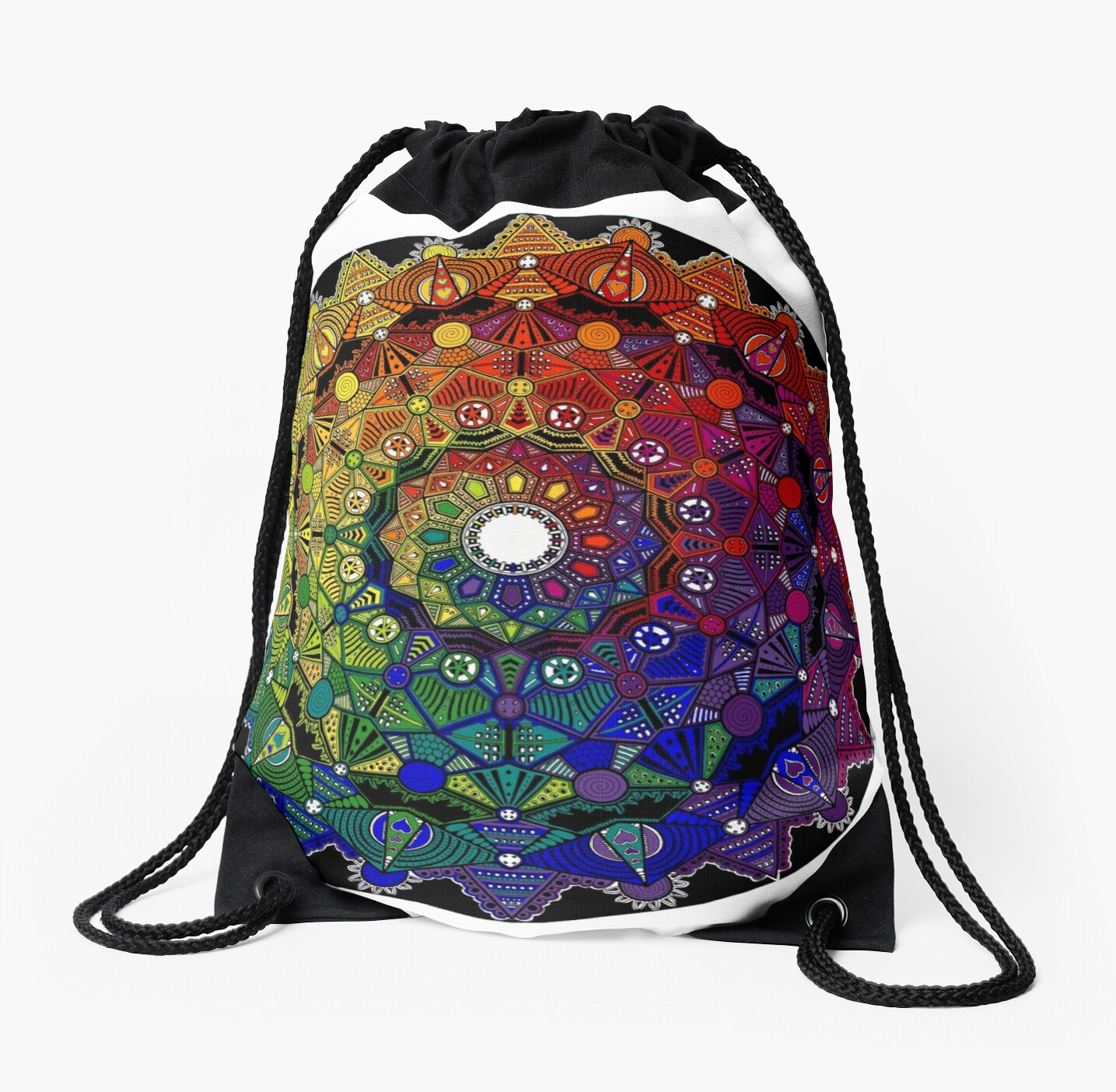 The mandala coloring book jim gogarty - Mandala 46 T Shirts Hoodies And Stickers And Cases Jim Gogarty By Mandala