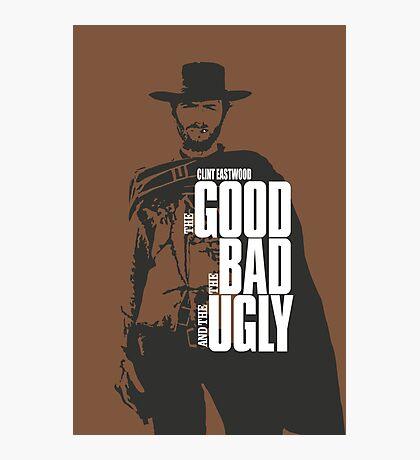 Clint Eastwood Impression photo