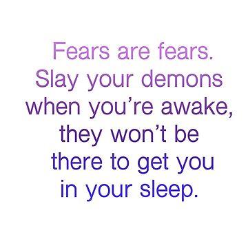 fear is fear by scrambledtofu
