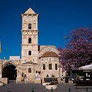 Church of Saint Lazarus in Cyprus by Rae Tucker