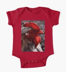 Red Rooster color select Kids Clothes