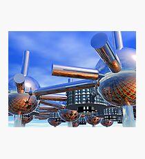 Modular City Photographic Print