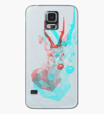 psychedelic deer Case/Skin for Samsung Galaxy