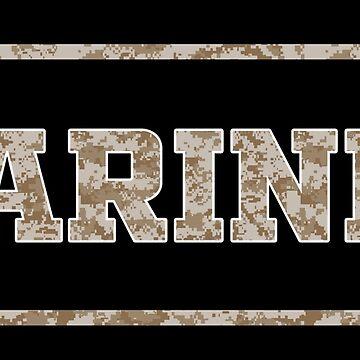 The Marines by jasperDesigns